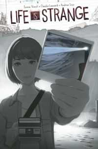 Life Is Strange Partners In Time #1 CVR E Grayscale