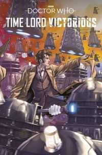 Doctor Who Time Lord Victorious #2 CVR A Tong