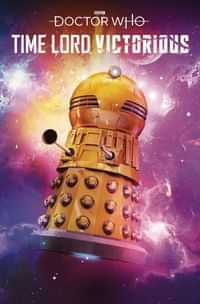 Doctor Who Time Lord Victorious #2 CVR B Photo
