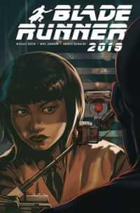 Blade Runner 2019 #11 CVR A Dagnino