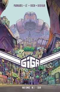 Giga #1 CVR C Gorham