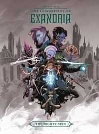 Critical Role HC Chronicles Of Exandria Mighty Nein