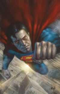 Action Comics #1020 CVR B Card Stock Parrillo