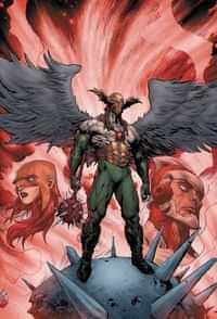 Hawkman #21 CVR A