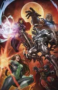 Justice League Odyssey #18 CVR B
