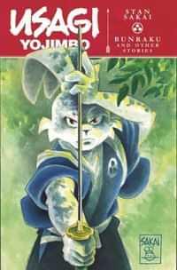 Usagi Yojimbo TP Bunraku and Other Stories