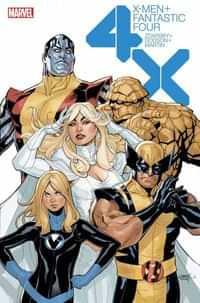 X-Men Fantastic Four #2