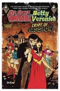 Red Sonja Vampirella Betty Veronica #9 CVR B Hack