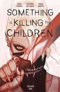 Something Is Killing Children TP Discover Now Edition