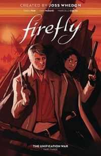 Firefly HC Unification War V3