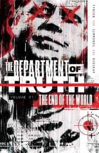Department Of Truth TP V1