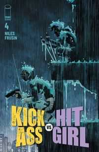 Kick-ass Vs Hit-girl #4 CVR A Romita Jr