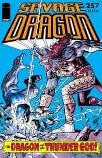 Savage Dragon #257 CVR A Larsen