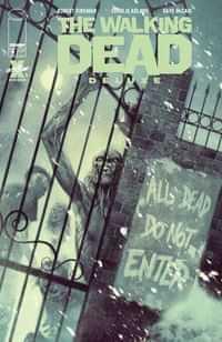 Walking Dead #8 Deluxe Edition CVR C Tedesco