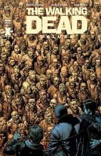 Walking Dead #9 Deluxe Edition CVR A Finch and Mccaig