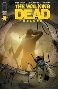 Walking Dead #9 Deluxe Edition CVR B Moore and Mccaig