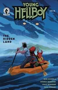 Young Hellboy The Hidden Land #1 CVR A