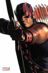 Avengers #42 Variant Alex Ross Hawkeye Timeless Virgin