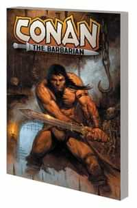 Conan The Barbarian TP Jim Zub Into The Crucible