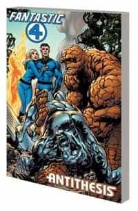 Fantastic Four TP Antithesis Treasury Edition