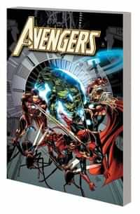 Avengers TP Hickman Complete Collection V4