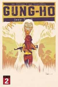 Gung Ho Sexy Beast #2 CVR A Charlie Adlard