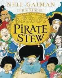 Neil Gaiman Pirate Stew HC