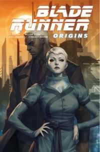 Blade Runner Origins #1 CVR A Artgerm