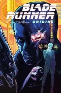 Blade Runner Origins #1 CVR C Dagnino