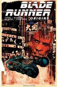 Blade Runner Origins #1 CVR D Hack