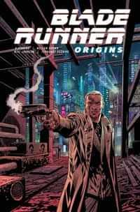 Blade Runner Origins #1 CVR E Kowalski