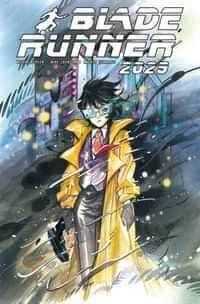 Blade Runner 2029 #3 CVR A Momoko