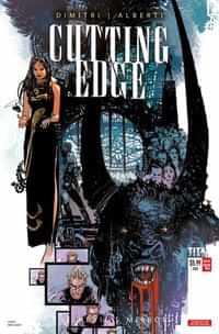 Cutting Edge Devils Mirror #2 CVR B Alberti