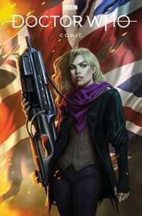 Doctor Who Comics #4 CVR A Iannicello