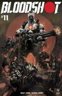 Bloodshot #11 CVR B Manco