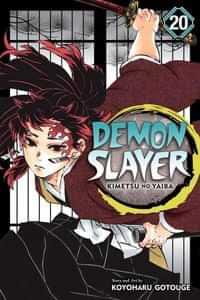 Demon Slayer Kimetsu No Yaiba GN V20