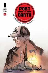 Port of Earth #9 CVR A