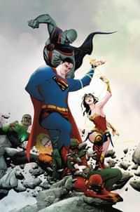 Justice League #21 CVR B