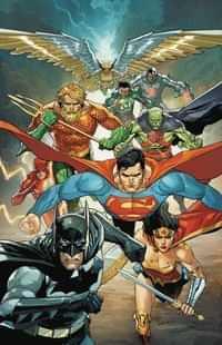 Justice League #22 CVR B