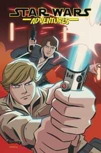 Star Wars Adventures #21 CVR A Charm