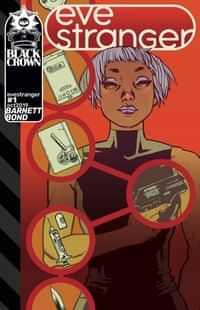 Eve Stranger #1 CVR A Bond