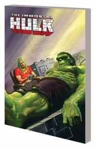Immortal Hulk TP Hulk In Hell