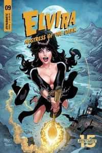 Elvira Mistress of Dark #9 CVR C Royle