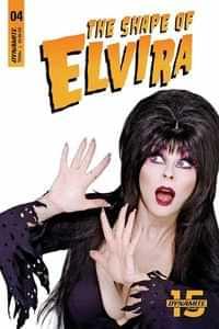 Elvira Shape of Elvira #4 CVR D Photo