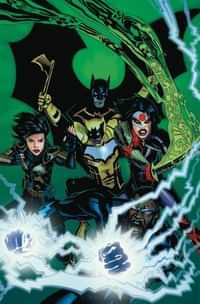 Batman And The Outsiders #12 CVR B Michael Golden