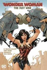 Wonder Woman TP the Just War