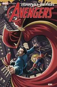 Marvel Action Avengers 2020 #3