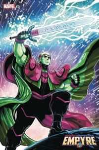 Lords Of Empyre Emperor Hulkling #1 Variant Vecchio