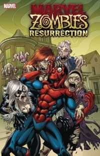 Marvel Zombies Resurrection #1 Variant Lubera Var