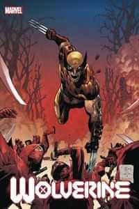 Wolverine #3 Variant 25 Copy Daniel